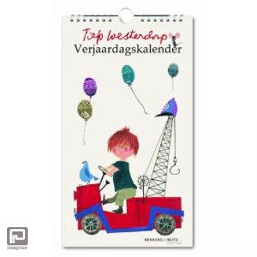 Fiep Westendorp verjaardagskalender 17 x 30 cm.