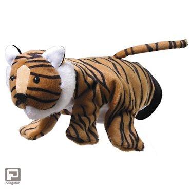 Beleduc tijger kinderhandschoen