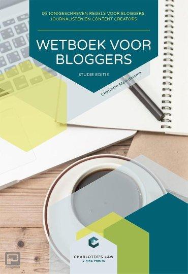 Wetboek voor bloggers / Studie editie