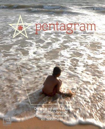 de weg op zoek naar het midden brengt harmonie, evenwicht en zekerheid / jaargang 38 - Pentagram magazine