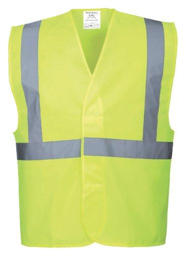 Veiligheidsvest Portwest C472 fluor geel L / XL