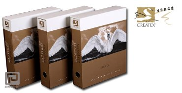 Createx vergé naturel briefpapier, formaat A4 uitvoering 100gr/m, kleur wit (naturel), à 250 vel
