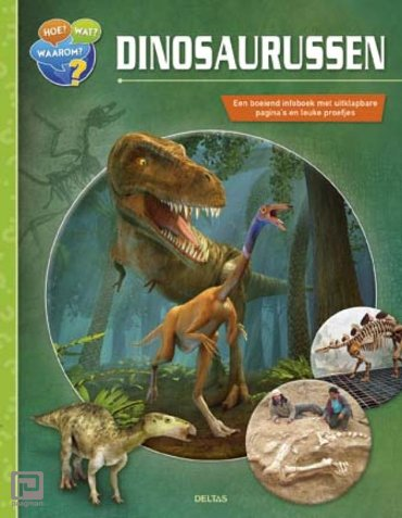 Dinosaurussen - Hoe? Wat? Waarom?