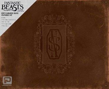 Newt Scamander Deluxe Stationary Set