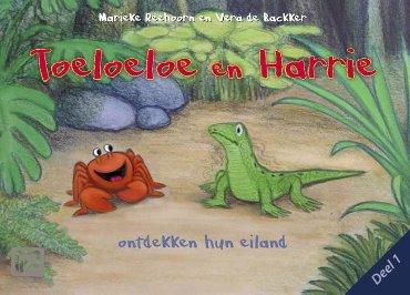Toeloeloe en Harrie ontdekken hun eiland - Toeloeloe en Harrie