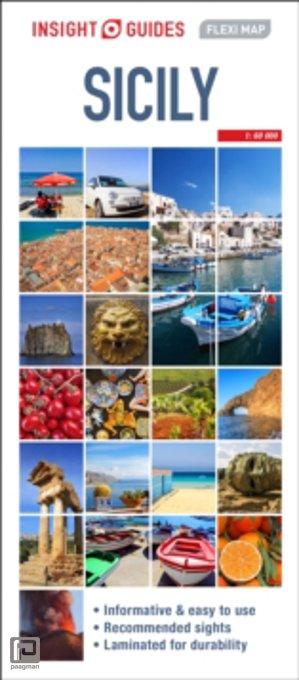 Insight Flexi Map: Sicily
