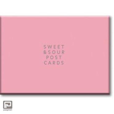 Studio Sweet & Sour wenskaartenbox met 20 wenskaarten