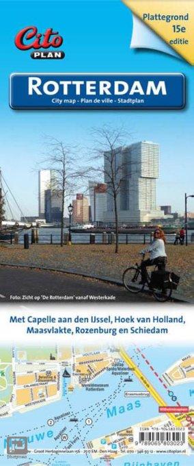 Plattegrond Rotterdam - Citoplan