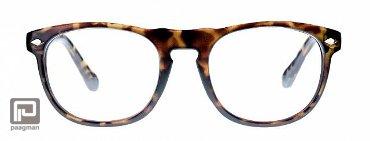 Icon Eyewear leesbril sterkte +3,00 model Luciano mat demi