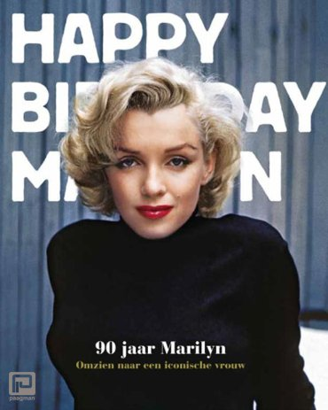 90 jaar Marilyn
