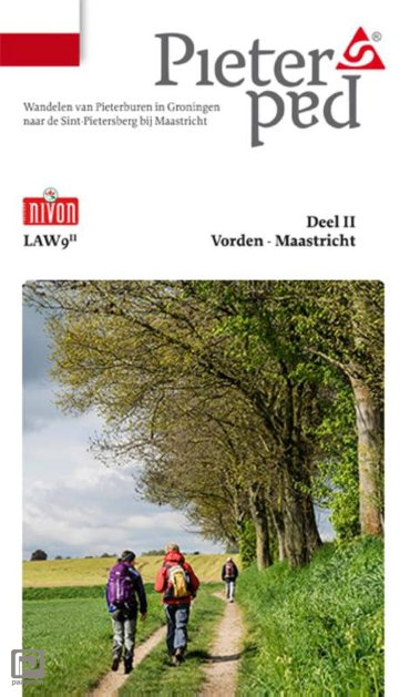 Pieterpad / 2 Vorden - Maastricht - LAW