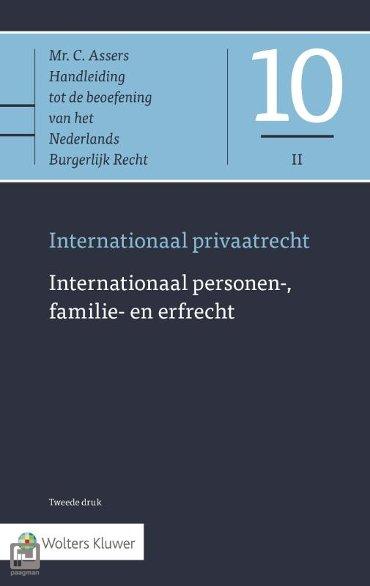 Internationaal personen-, familie- en erfrecht - Asser-serie