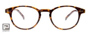 Icon Eyewear leesbril sterkte +1,00 model Boston mat demi