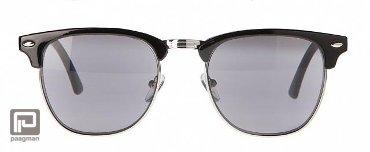 Icon Eyewear zonneleesbril sterkte +2,00 model Bobby zwart