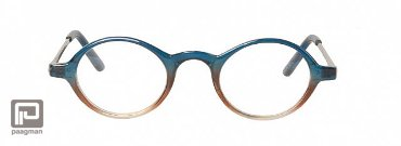 Icon Eyewear leesbril sterkte +2,00 model Youp clear demi