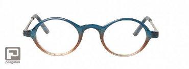 Icon Eyewear leesbril sterkte +3,00 model Youp clear demi