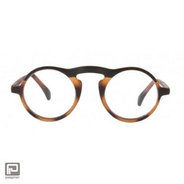Icon Eyewear leesbril sterkte +1,50 model Youp retro mat zwart