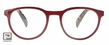 Icon Eyewear leesbril sterkte +1,00 model Figo bordeaux