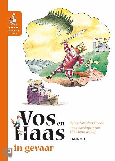 Ik leer lezen met Vos en Haas - Ik lees als Haas - Vos en Haas in gevaar - Vos en Haas