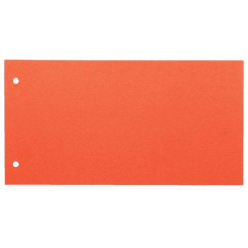 Afbeelding van Scheidingsstroken Quantore 120x230mm Oranje