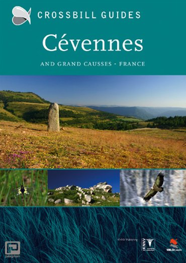 The nature guide to the Cévennes and grands causses France - Crossbill guides