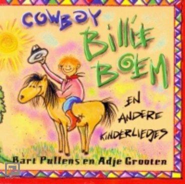 COWBOY BILLIE BOEM EN ANDERE KINDERLIEDJES