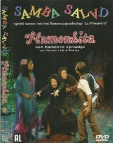 Flamenkita - Samba Salad jeugdmuziek