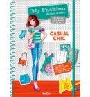 Casual chic - My fashion design studio