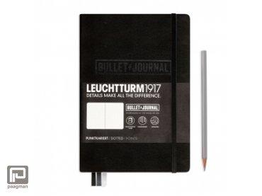Leuchtturm1917 Bullet Journal notitieboek medium A5 zwart