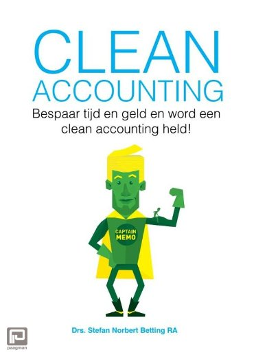 Clean accounting!