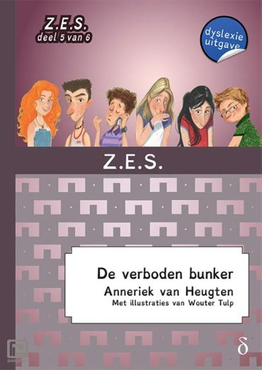 De verboden bunker - De Z.E.S.