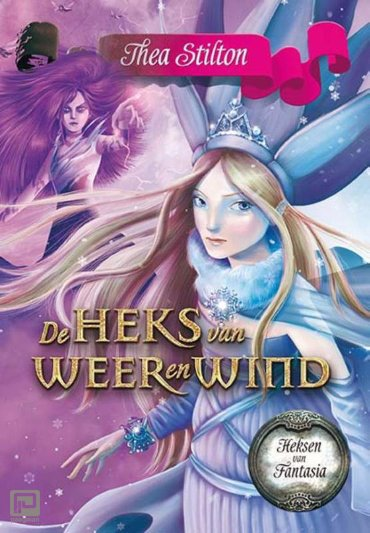 De heks van weer en wind + De heks van stof en as (set) - Heksen van Fantasia