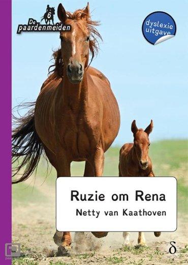 Ruzie om Rena - De paardenmeiden