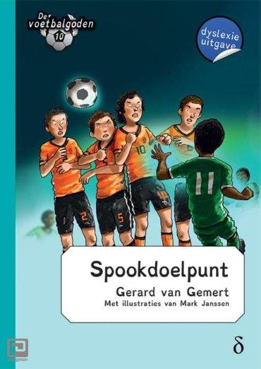 Spookdoelpunt - De voetbalgoden