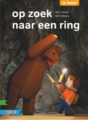Op zoek naar een ring - Ik lees!