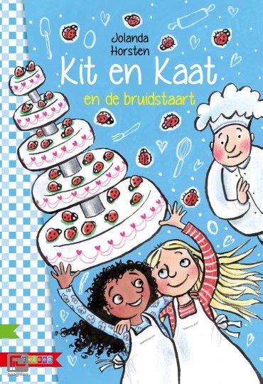 Kit en Kaat en de bruidstaart - Supermeiden