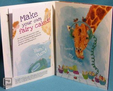 Olaf & Giraf in Londen - Olaf & Giraf