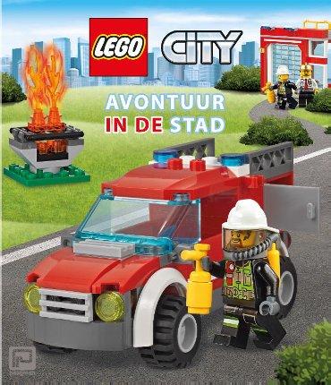 Avontuur in de stad - Lego City