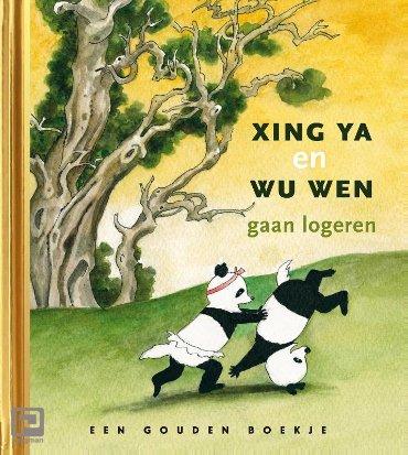 Xing Ya en Wu Wen gaan logeren - Gouden Boekjes