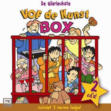 VOF DE KUNST*DE ALLERLEUKSTE VOF DE KUNST BOX (2CD)