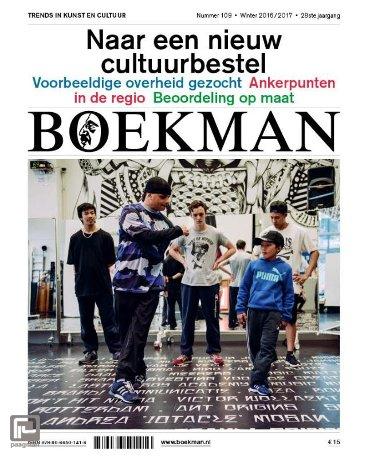 Naar een nieuw cultuurbestel - Boekman