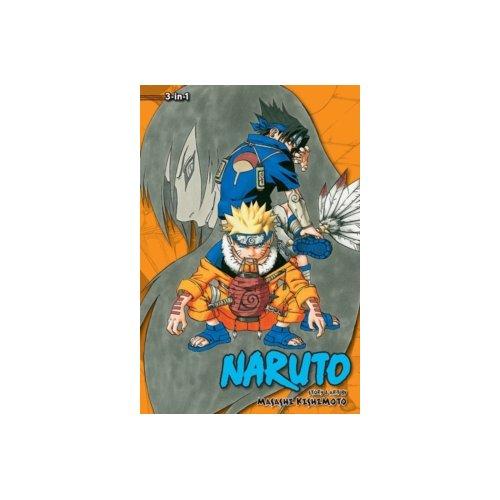 Afbeelding van Naruto (3-in-1 edition), vol. 3 : includes vols. 7, 8 & 9 vols. 7, 8 & 9