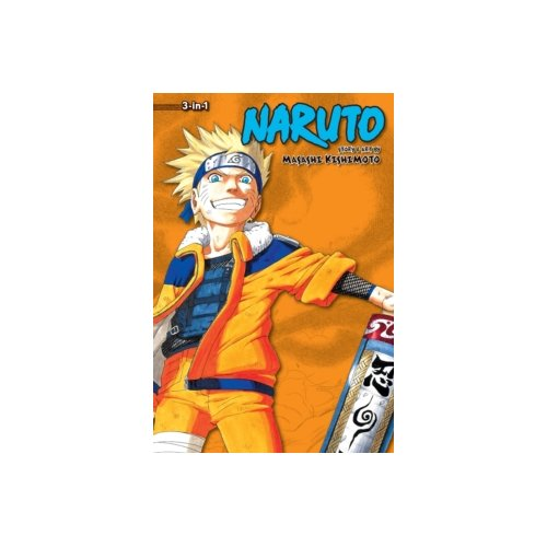 Afbeelding van Naruto (3-in-1 edition), vol. 4 : includes vols. 10, 11 & 12 volumes 10, 11 & 12