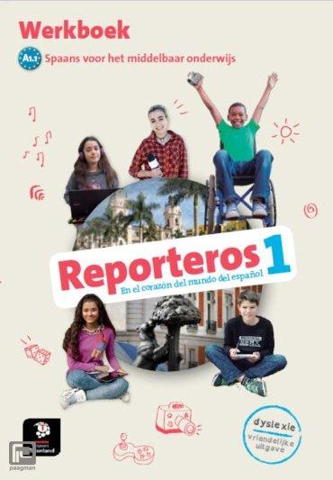 Reporteros / 1 / werkboek
