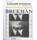 Culturele archieven - Boekman