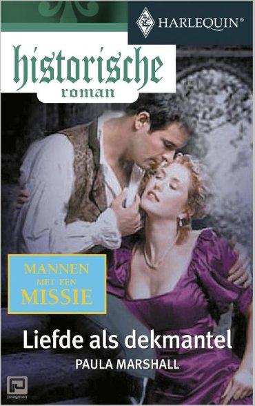 Liefde als dekmantel - Historische Roman