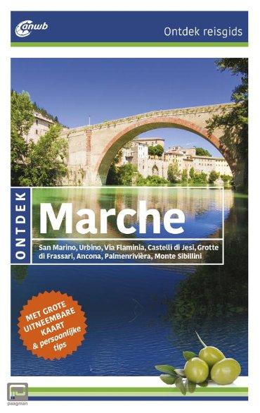 Ontdek Marche - ANWB Ontdek reisgids