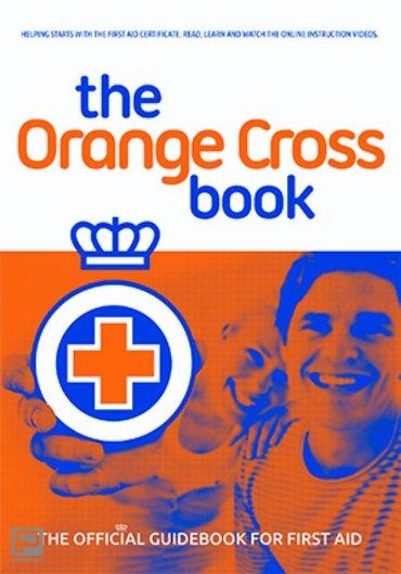 The orange cross book