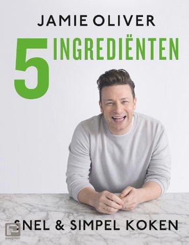 Jamie Oliver - 5 ingredienten