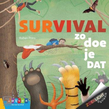 Survival, zo doe je dat - Zoeklicht dyslexie